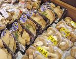 野菜コーナー(きのこ)