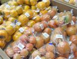 トマト、柿